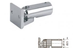 Коннектор вход в стену регулируемый